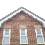 Decorative uPVC fascia boards