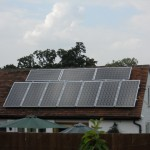 2.4kw Conergy 240w panels