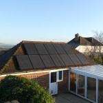 2.7kw Black Kioto 225w panels