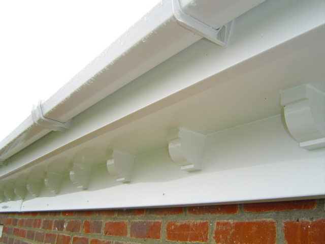 uPVC Fascia, Bargeboard & Cladding Gallery